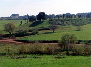 agro romano periferia roma sud