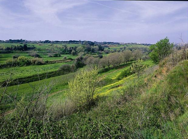 agro romano periferia sud roma