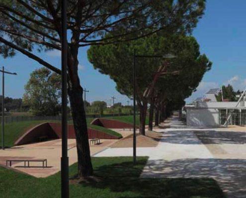 SImulazione di progetto: interventi sugli spazi di socialità e aree verdi
